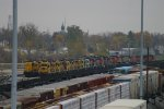 BNSF Engines